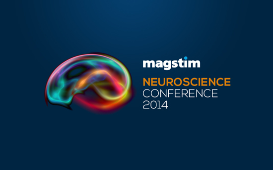 Magstim Neuroscience Conference Branding