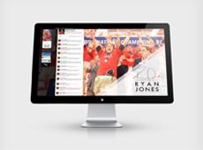 Ryan Jones Online Twitter Branding