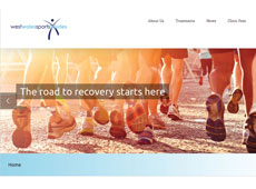 West Wales Sports Injuries Website